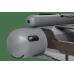 Лодка ПВХ Фрегат 420 Air F (НДНД) с фальшбортом